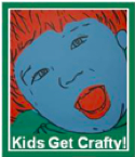 Red Ted Arts Kid Get Crafty…